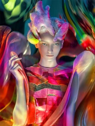 """Fluid Space"" d'Andrey Yakovlev et Lili Aleeva"