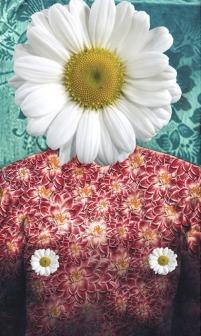 © Cao Dieng, Human flowers