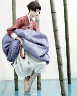 "série ""The Full Moon Story"" photographe : Kim Kyung Soo"
