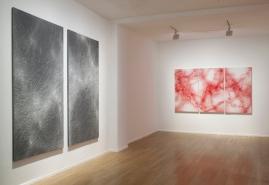 Toiles de l'Expo Destination_Galerie Daniel Templon_Paris 2017