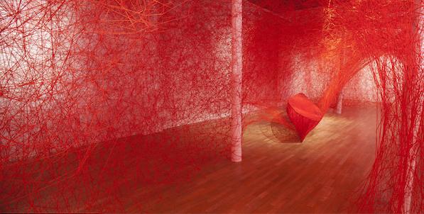 Vue de l'expo Destination_Galerie Daniel Templon_Paris 2017