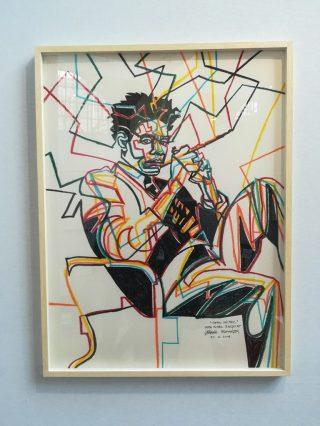 Gerard-Fromanger-_-Basquiat