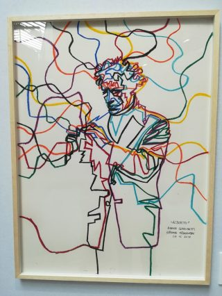 Gerard-Fromanger_Giacometti