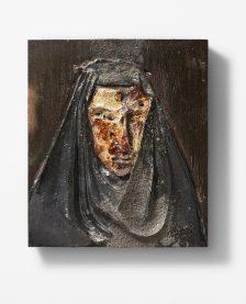 La Vierge d'Aleppo_Johan Creten_ Adagp