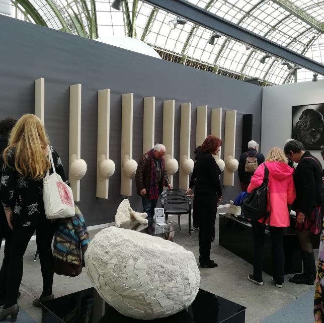 stand Maison Parisienne Art Paris Art Fair 2018