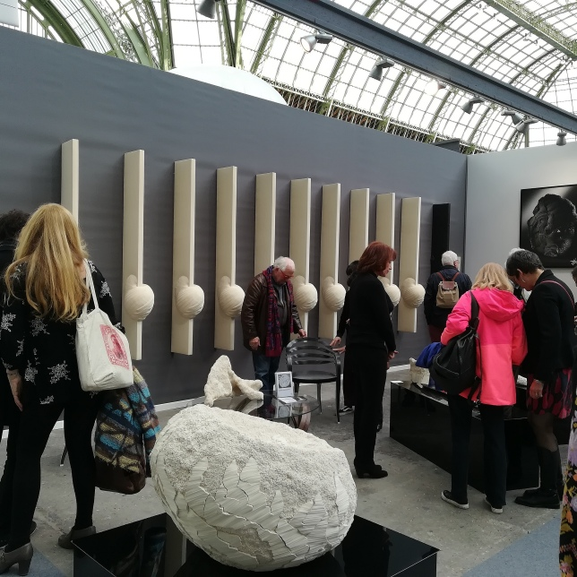 stand Maison Parisienne Art Paris Art Fair 2018