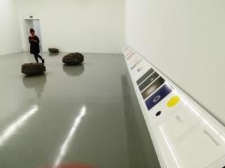 vue de l'expo Martin Beck